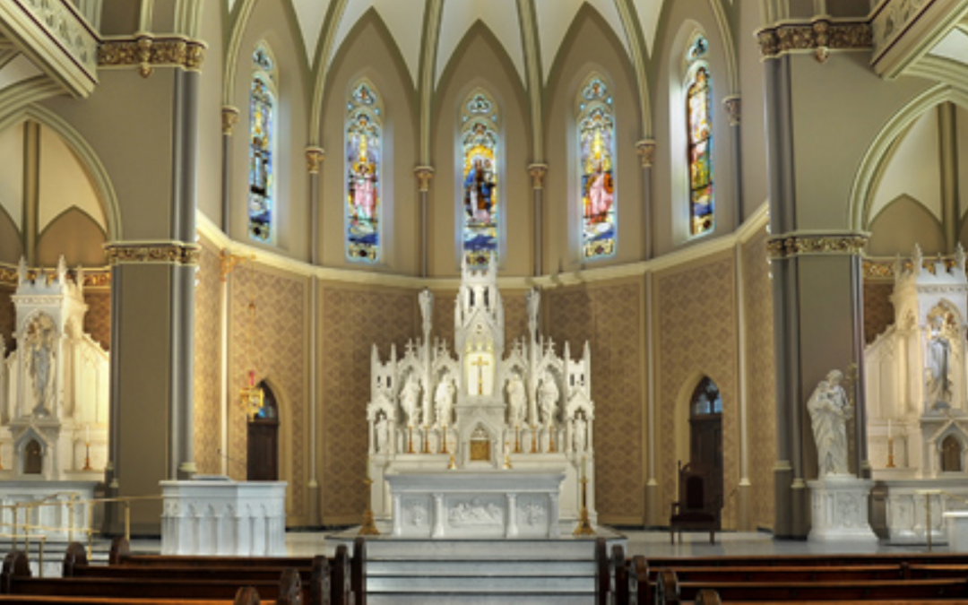 Welcome to Our Lady of Mount Carmel Church