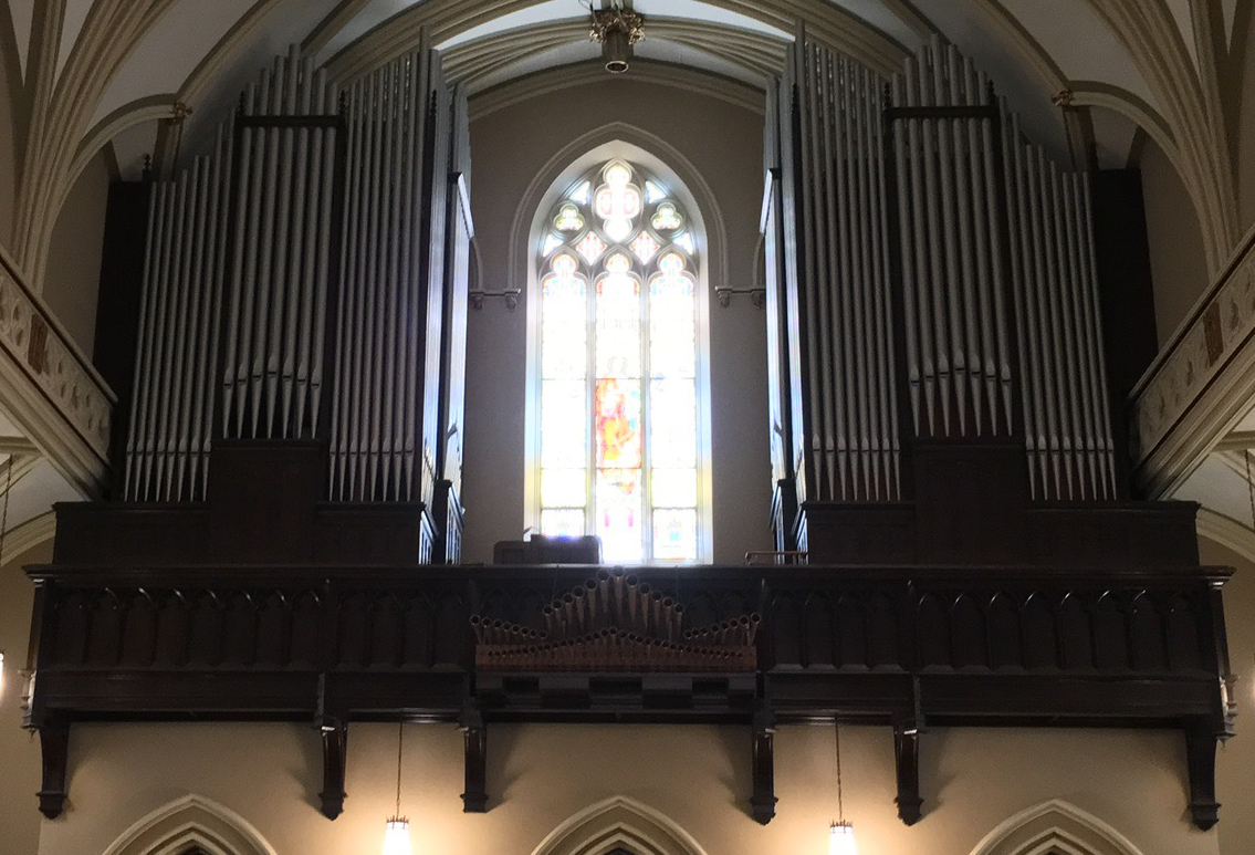 Pipe Organs Our Lady Of Mount Carmel Church